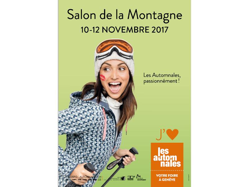 Salon de la Montagne 2017