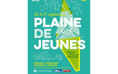 Plaine de Jeunes 2015